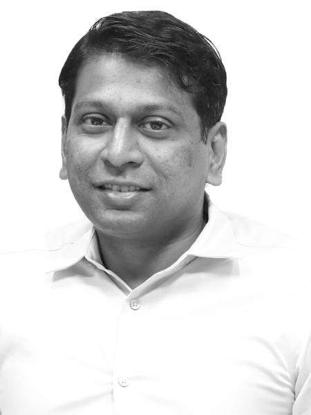 Ashok Jayakumar,Chief Information Officer, India