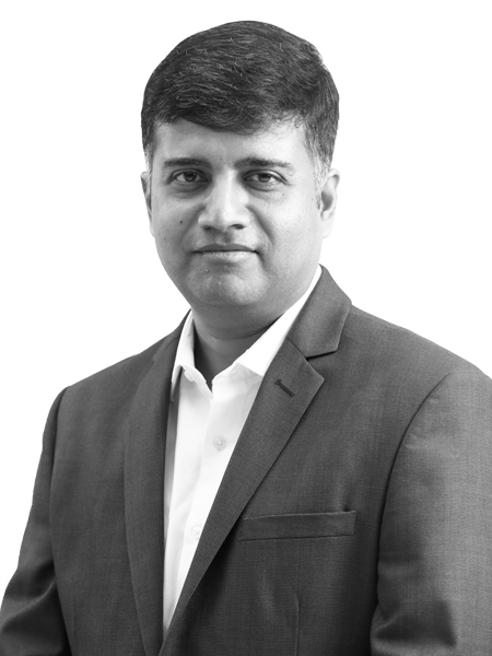 Aveek Sinha,Chief Financial Officer & Head - Operations, India