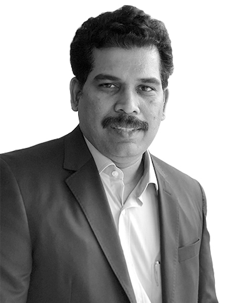 Siva Krishnan,MD - Chennai & Coimbatore, Head - Residential Services, India
